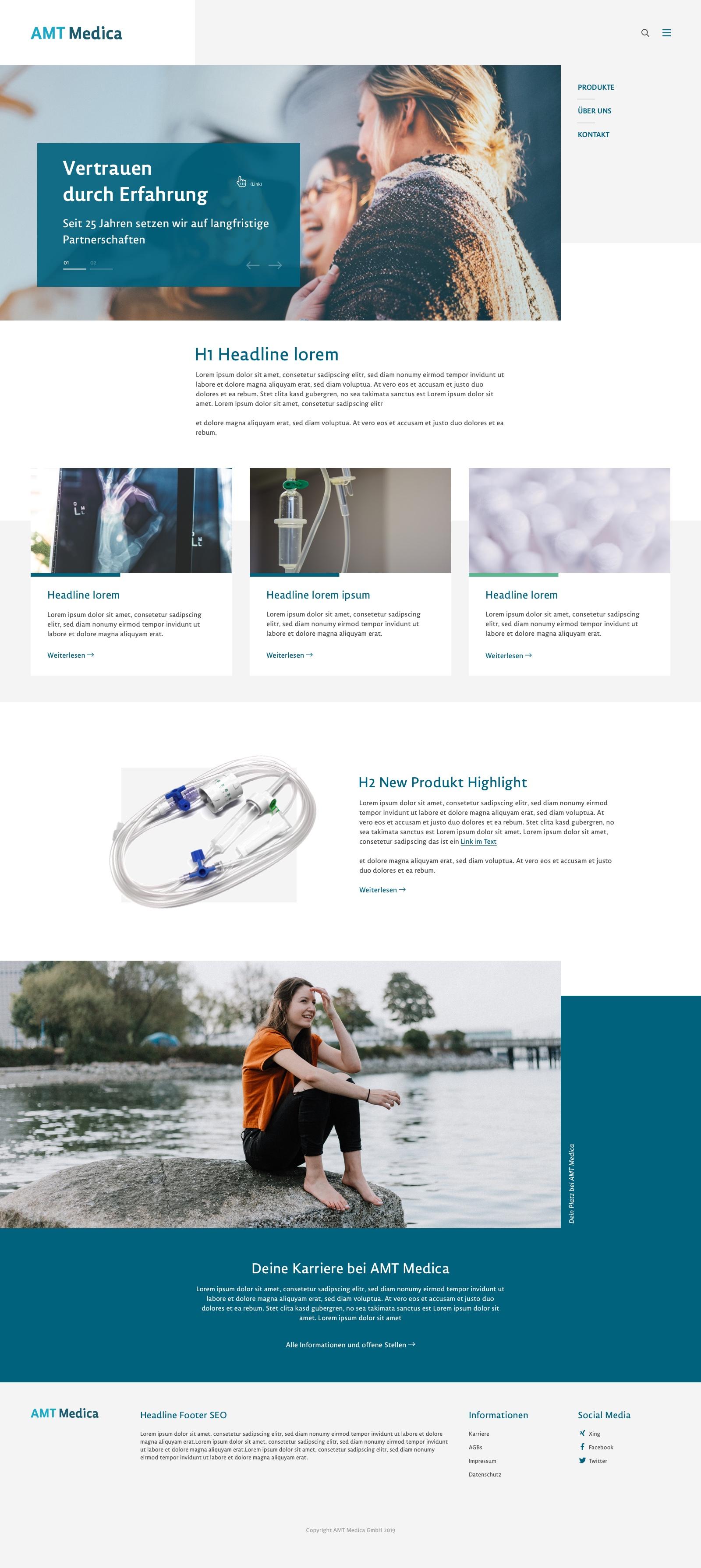 Portfolio AMT Medica Detail