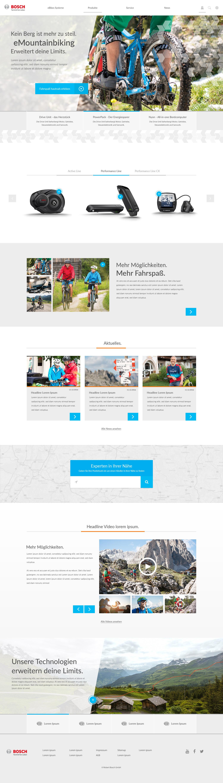 Portfolio Bosch eBike Details